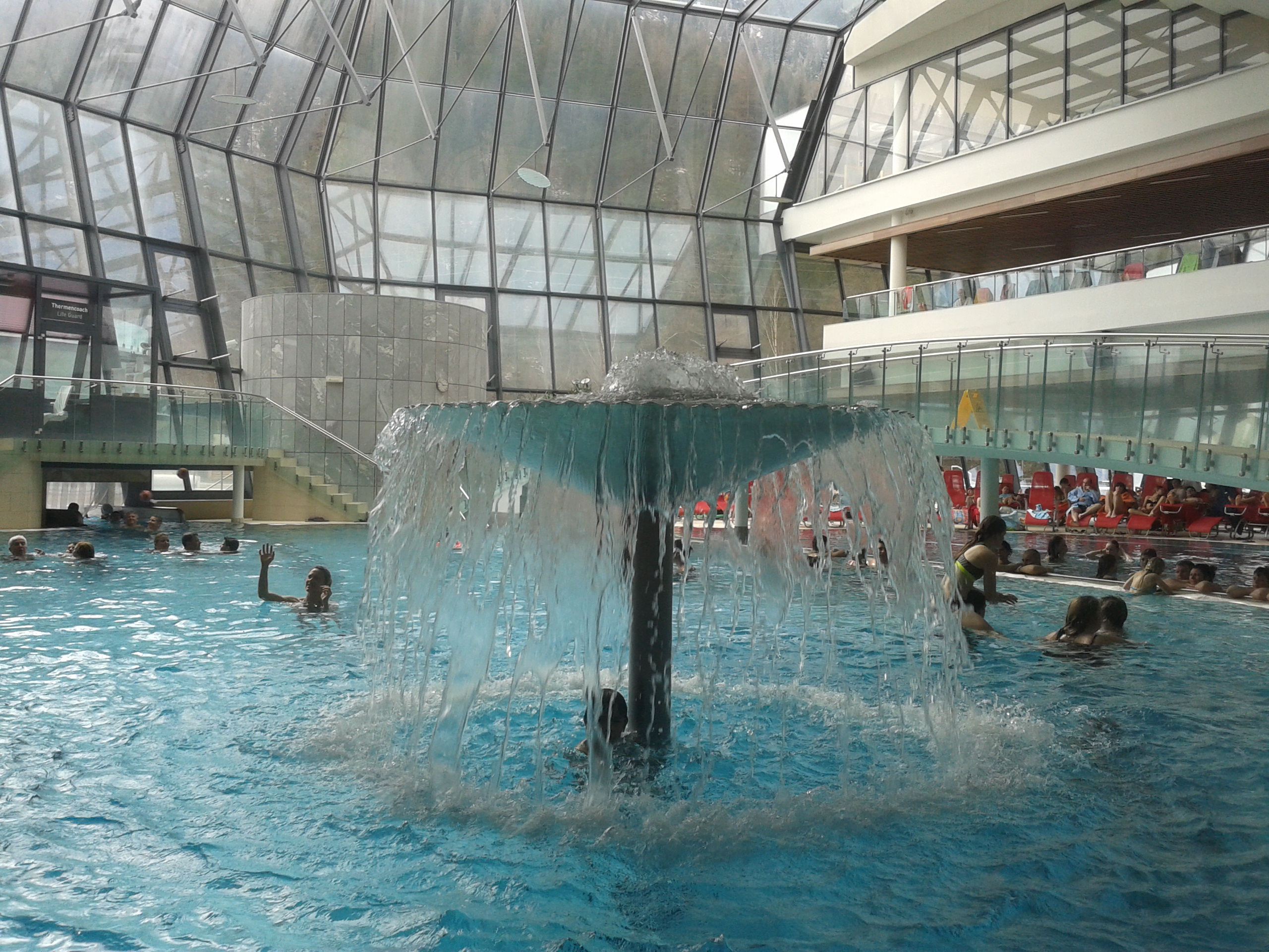 AQUA DOME, Sölden