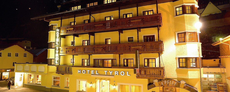 Hotel Tyrol, Sölden Aktivostri.dk