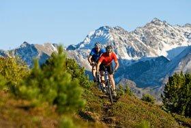 Hotel Alpina Mountain bike