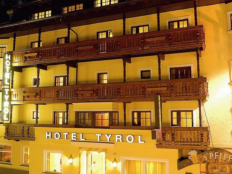 Hotel Tyrol, Sölden