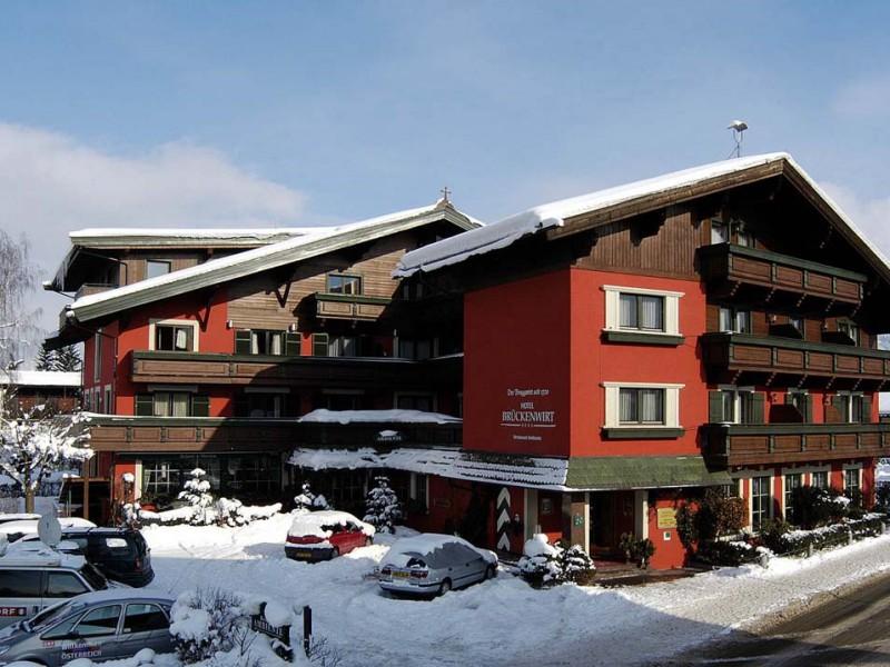Hotel Brückenwirt, St Johann, Tyrol