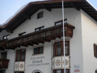 Hotel Edelweiss, St. Anton