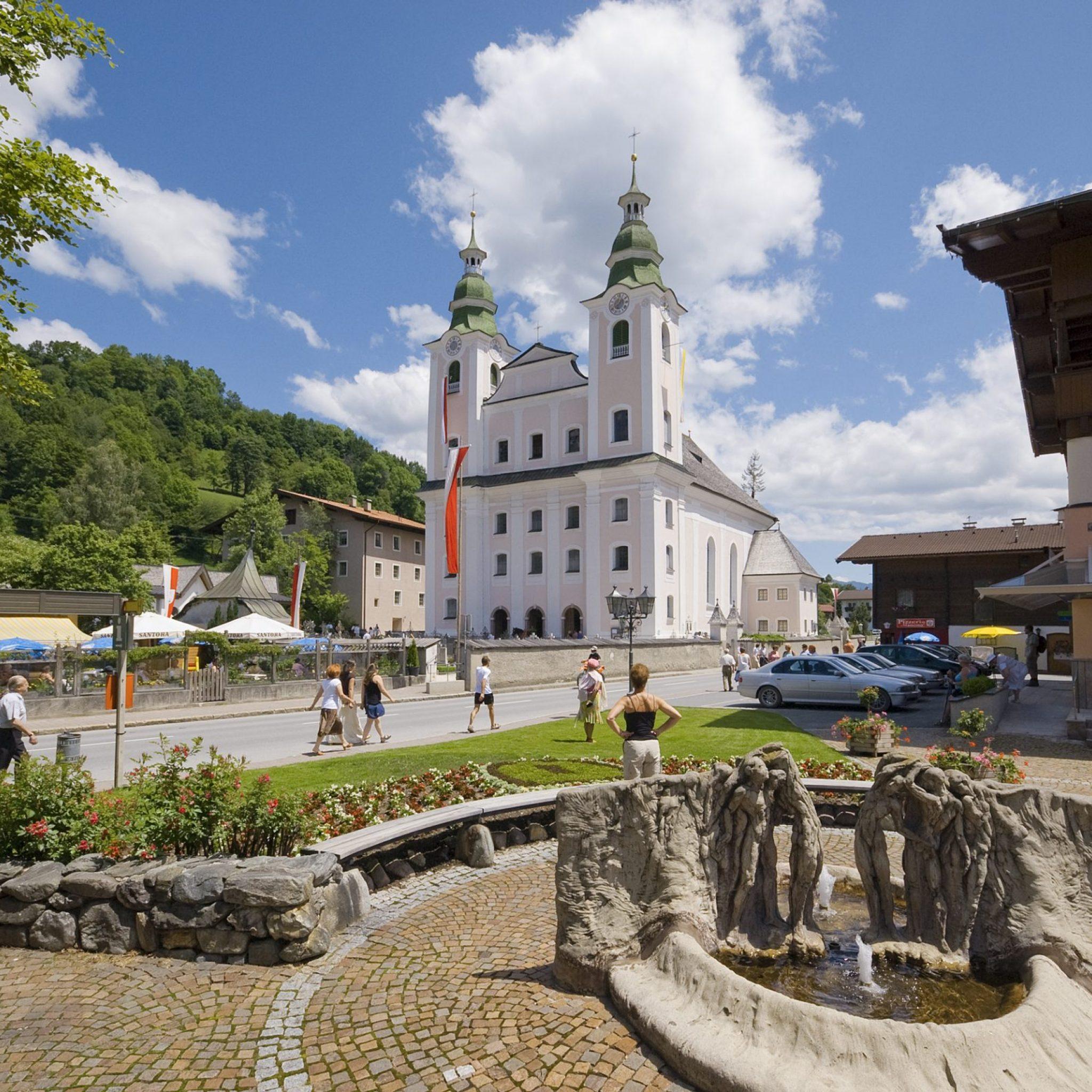 Brixen im Thale, Aktivøstrig.dk