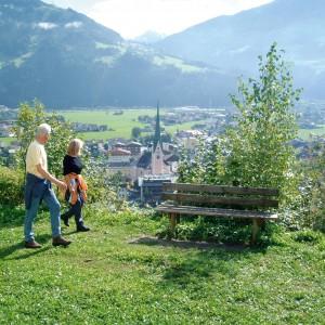 Zell am Ziller hiking, www.aktivostrig.dk