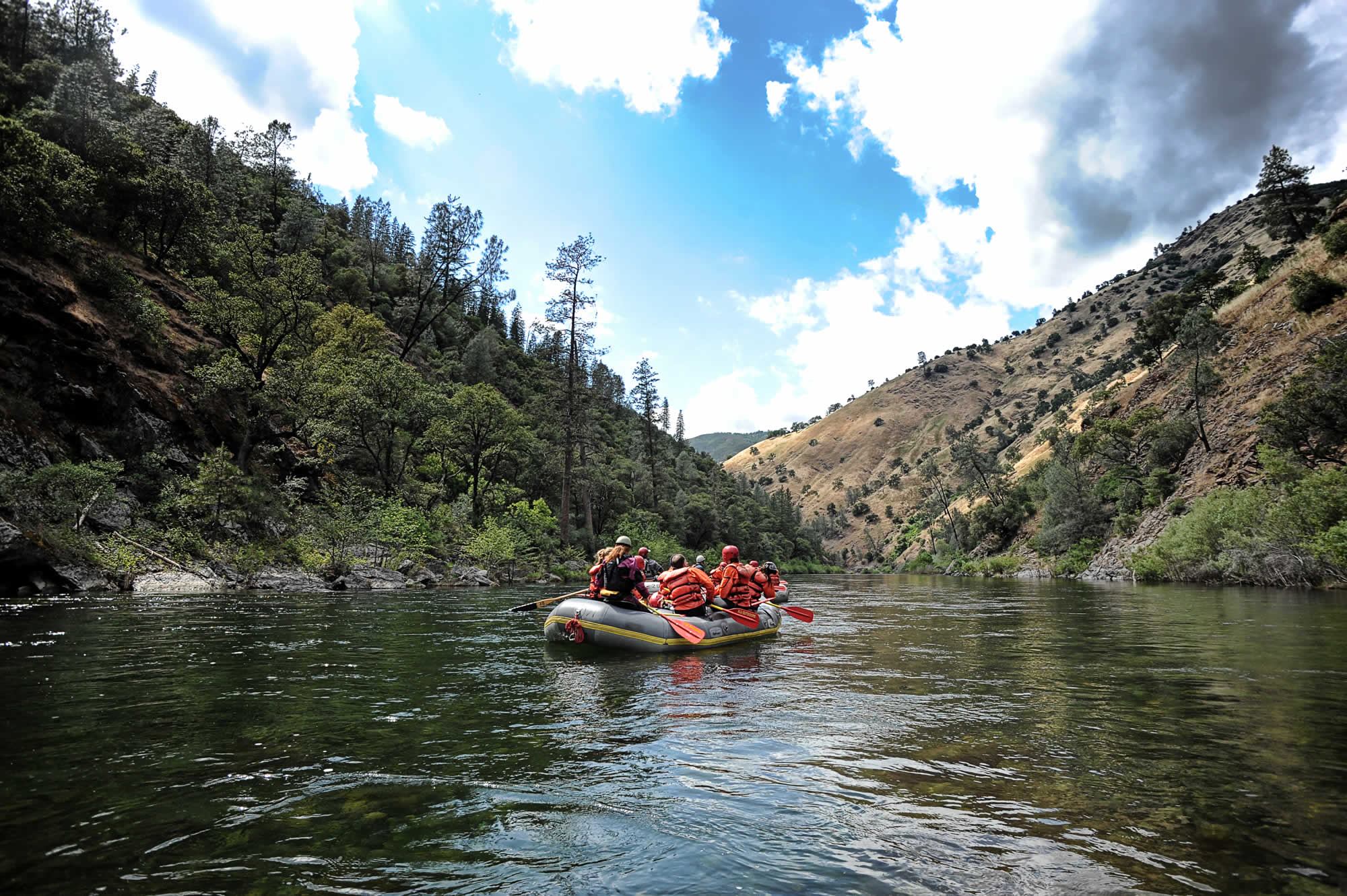 Rafting, www.aktivostrig.dk