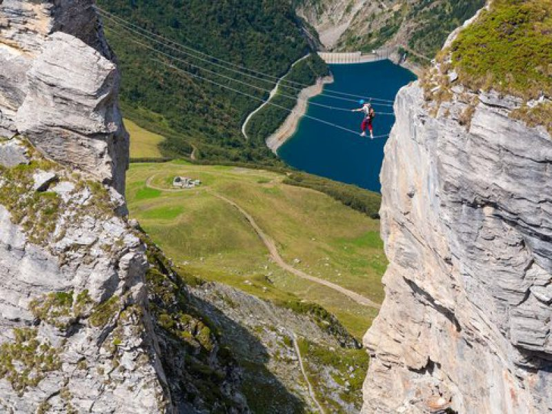 Via Ferrata i Østrig, www.aktivostrig.dk