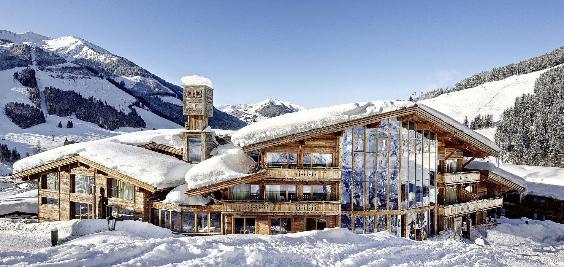 Art & Ski-in Hinterhag, Saalbach, www.aktivostrig.dk