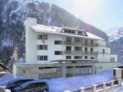 Hotel Grischuna, St. Anton am Arlberg, www.aktivostrig.dk