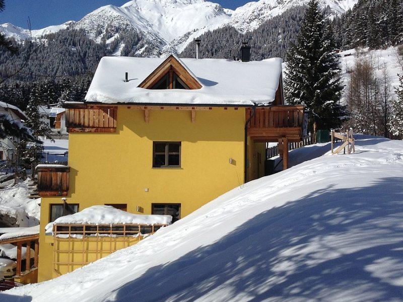 Haus Aperies, Pettneu am Arlberg