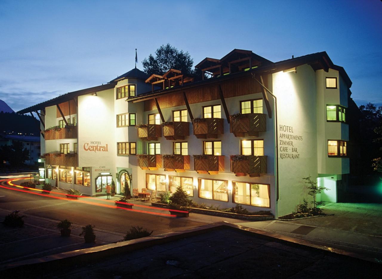 Hotel Central, Seefeld-www.aktivostrig.dk