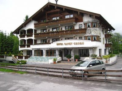 Hotel Garni St. Georg, Seefeld, www.aktivstrig.dk